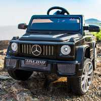 儿童电动车汽车四轮越野遥控玩具车可坐人大小男女孩双驱宝宝童车