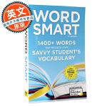 Word Smart 英文原版 聪明词汇 单词速记 第6版 1400+ Words 进口工具书 英语单词学习方法 托福