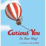 【正版直发】Curious You: On Your Way! H. A. Rey,H. A. Rey 绘 97806