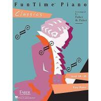【预订】FunTime Piano, Level 3A-3B, Classics