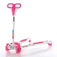 儿童滑板车蛙式剪刀初学者男孩女孩1-3-2-6岁8双脚四轮摇摆溜溜车