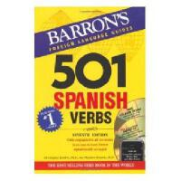Barron's 501 Spanish Verbs [With CDROM and CD (Audio)]