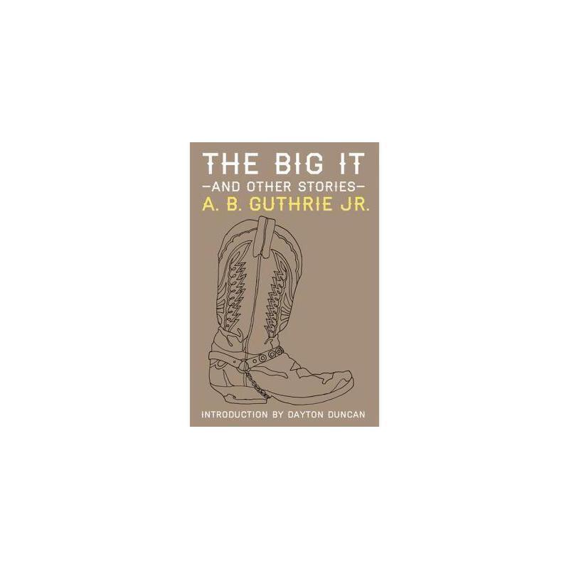 【预订】The Big It and Other Stories 美国库房发货,通常付款后3-5周到货!