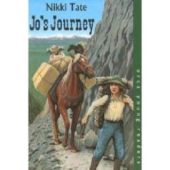 【预订】Jo's Journey 美国库房发货,通常付款后3-5周到货!