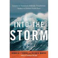 【预订】Into the Storm: Lessons in Teamwork from the