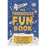 【预订】The Treehouse Fun Book
