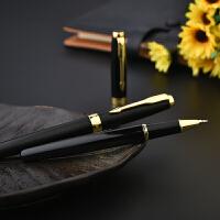 水性签字金属中性笔学生用*办公笔