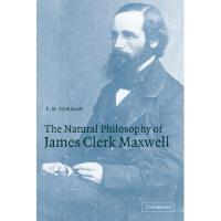 【预订】The Natural Philosophy of James Clerk Maxwell