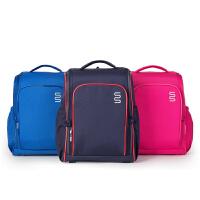 卡拉羊书包小学生女儿童双肩包男1-3-4-6年级背包防水抗污耐磨面料CX2714