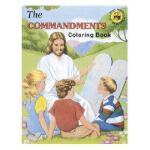【预订】Coloring Book about the Commandments