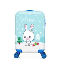 儿童拉杆箱宝宝行李箱万向轮男女密码旅行箱小孩拖箱20寸18皮箱子 20寸 收藏加购送