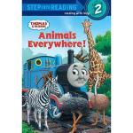 【预订】Animals Everywhere!