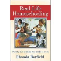 【预订】Real-Life Homeschooling: The Stories of 21 Families
