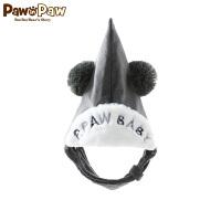 【2件2.5折 到手价:50】PawinPaw卡通小熊童装冬季款男女宝宝帽子婴幼儿毛球帽可爱