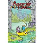 【预订】Adventure Time Vol. 7