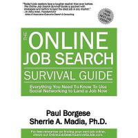 【预订】The Online Job Search Survival Guide