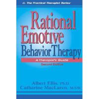 【预订】Rational Emotive Behavior Therapy: A Therapist's