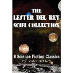 【预订】The Lester del Rey Scifi Collection