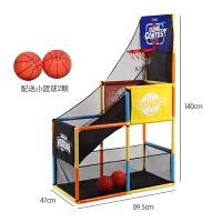 儿童篮球架 家用幼儿园落地式男孩投篮机1-2-5-10岁