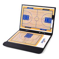 篮球战术板运动训练教练战术指挥板磁性号码带手写笔和笔擦演示板