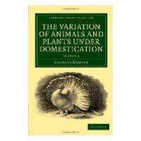 【预订】The Variation of Animals and Plants Under Y978110801423