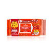 日本城野医生面膜 保湿补水精华免洗抽取式面贴膜