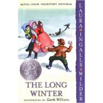 The Long Winter 小木屋的故事系列6:漫长的冬季(1941年纽伯瑞银奖,平装) ISBN9780060581855