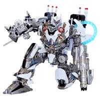 机器人玩具合金男孩大力士飞机威变形合体汽车威震天超大金刚模型