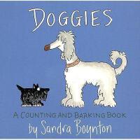【预订】Doggies: A Counting and Barking Book