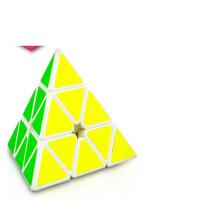 磁力顺滑异形魔方cube学生 比赛玩具金字塔魔方