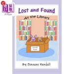 【中商海外直订】Lost and Found at the Library