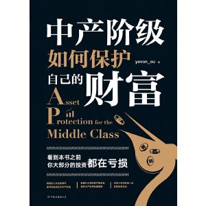 中产阶级如何保护自己的财富(电子书)