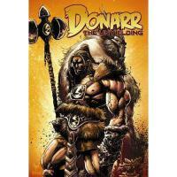 【预订】Donarr: The Unyielding