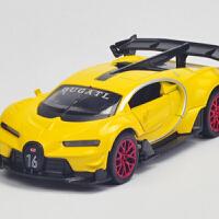 GT-16仿真合金车模1:32儿童玩具车男孩声光回力跑车模型