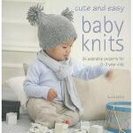 【预订】Cute & Easy Baby Knits: 25 Adorable Projects for 0-3