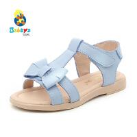 女童凉鞋公主中大童夏季新款儿童凉鞋女学生宝宝鞋