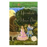Moonlight on the Magic Flute 英文原版儿童书 神奇树屋系列41:魔幻长笛上的月光