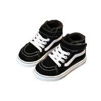 秋冬款加绒儿童运动鞋板鞋男童鞋棉鞋宝宝鞋女童短靴雪地靴潮