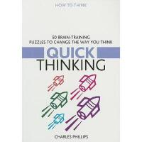 【预订】50 Puzzles for Quick Thinking