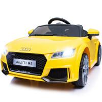 新款双驱可坐人儿童小轿车四轮电动车小孩遥控玩具车可驾驶儿童汽车带独立摇摆功能童车