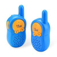 儿童对讲机玩具无线对讲一对迷你对讲民用户外儿童礼物电话机对讲