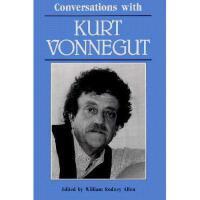 【预订】Conversations with Kurt Vonnegut