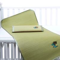 草席凉席夏婴儿凉席儿童凉席幼儿园宝宝床婴儿凉席订做