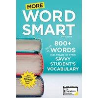 More Word Smart, 2nd Edition 英语词汇巧记II【英文原版 普林斯顿SAT GRE考试词汇】