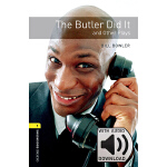 Oxford Bookworms Library: Level 1: The Butler Did It MP3 Pa