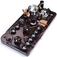 茶具套装 家用实木茶盘茶台茶具组合