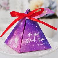 结婚用品喜糖盒结婚糖盒回礼中欧式礼盒纸盒喜糖袋喜糖盒子批发