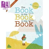 【中商原版】书中之书 The Book in the Book in the Book 益智游戏书 低幼童书 绘本家园
