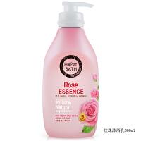 AMORE爱茉莉玫瑰花香香水沐浴露 500g 玫瑰
