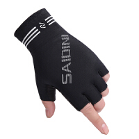 健身手套女士夏天运动手套器械训练瑜伽锻炼运动半指手套